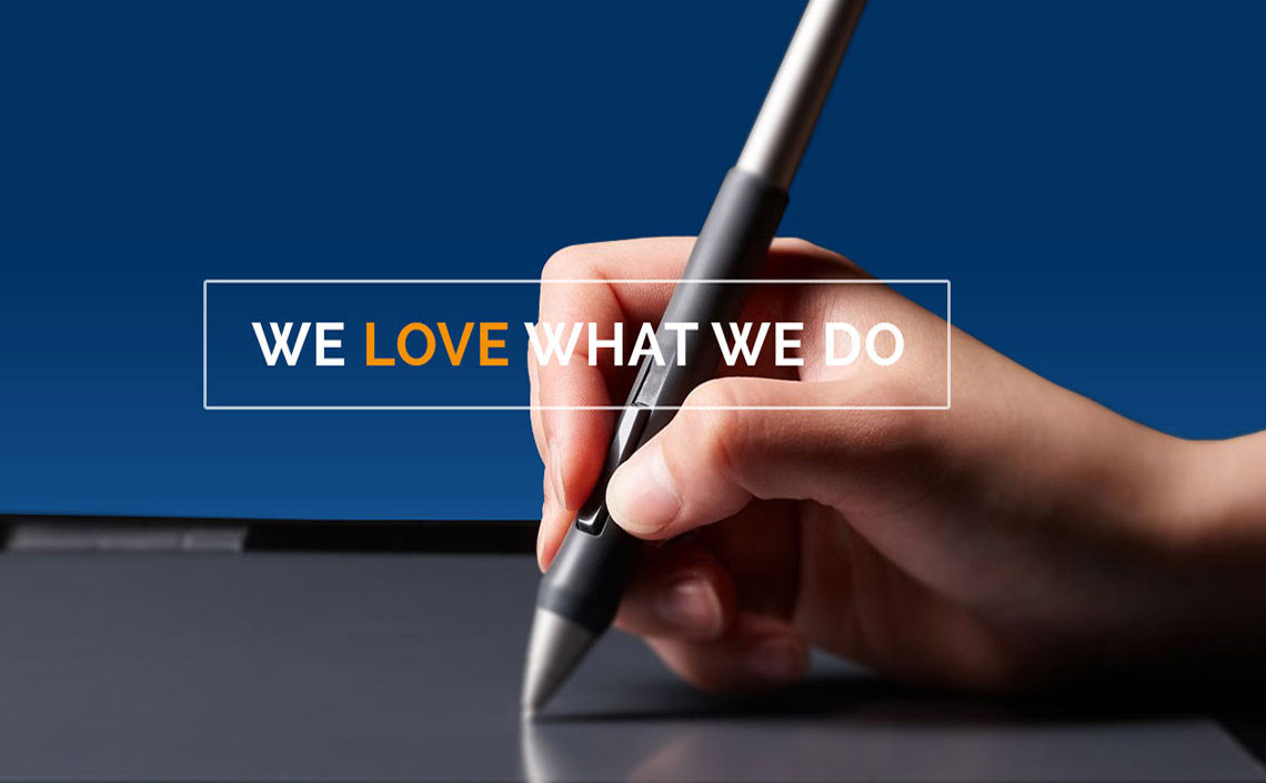 We Love What We Do